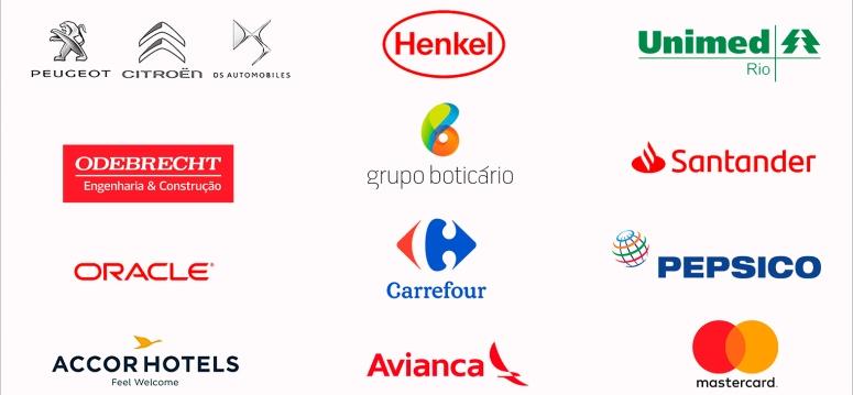 Participantes Benchmarking 2018
